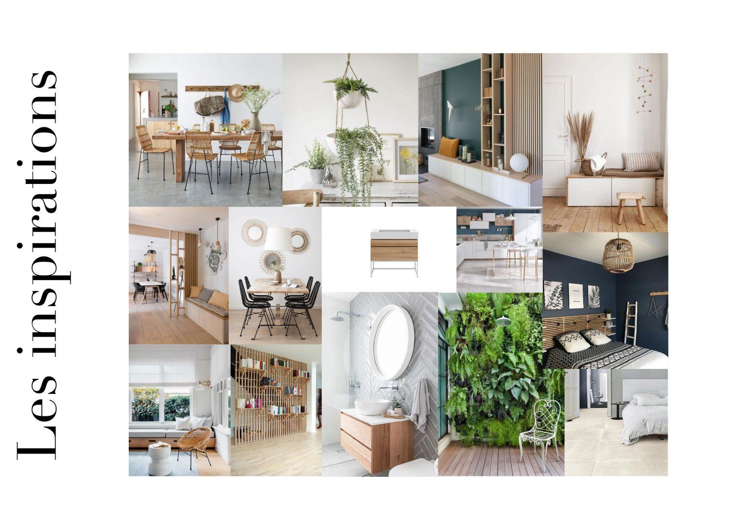 plancheinspirtation-ambiance-cocooning-boheme-amenagement-architecte-interieur-decorateur-montpellier-herault-design-surmesure