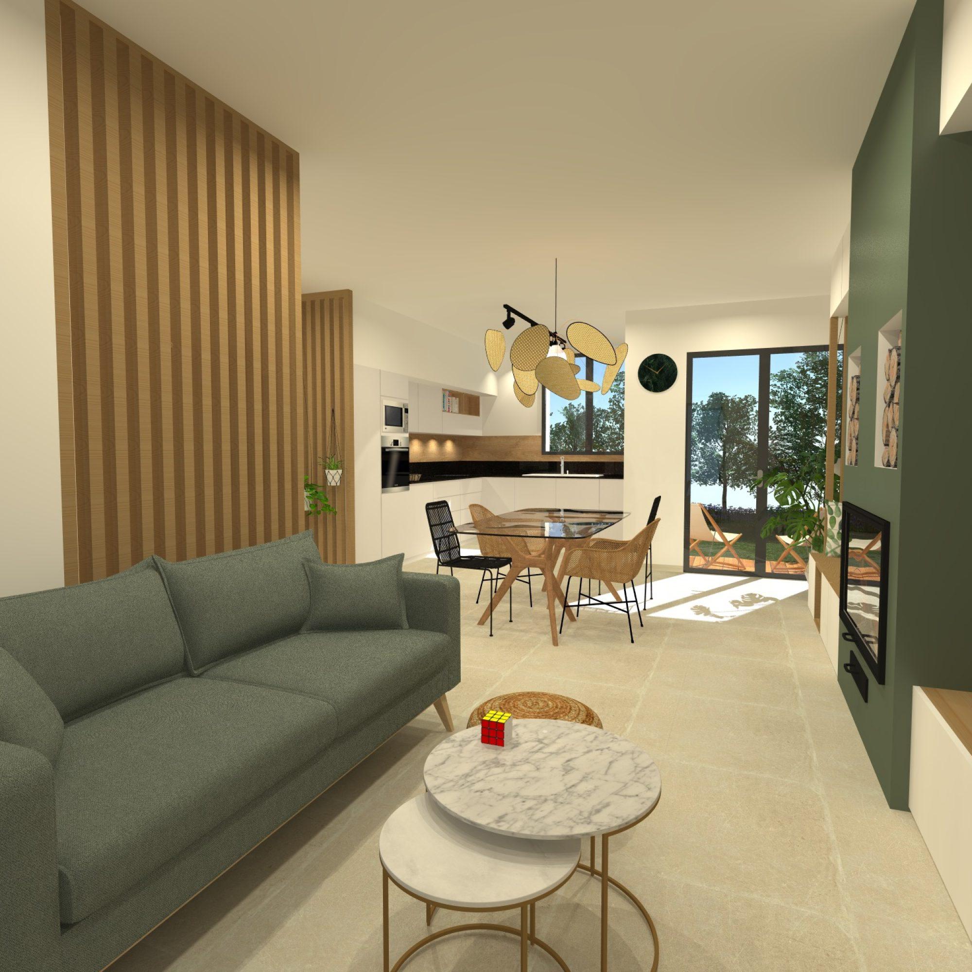 renovation-travaux-architecte-mauguio-decoratateur-architectedinterieur-montpellier-cuisine-amenagement-ilot-chene-ameublement-surmesure-billard-herault-miele-travaux-construction-rochebobois-flos-veneta-osier