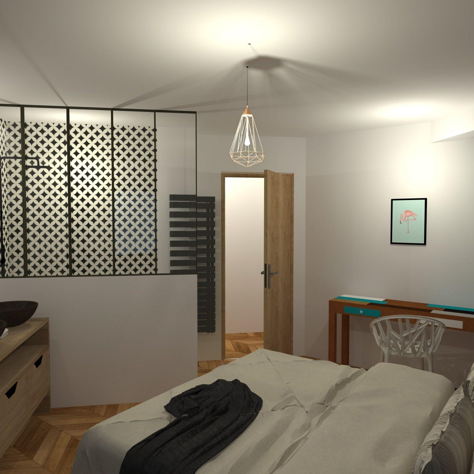 chambre-amis-bac-a-douche-sur-mesure-montpellier-architecte-dinterieur-jeremy-dugas