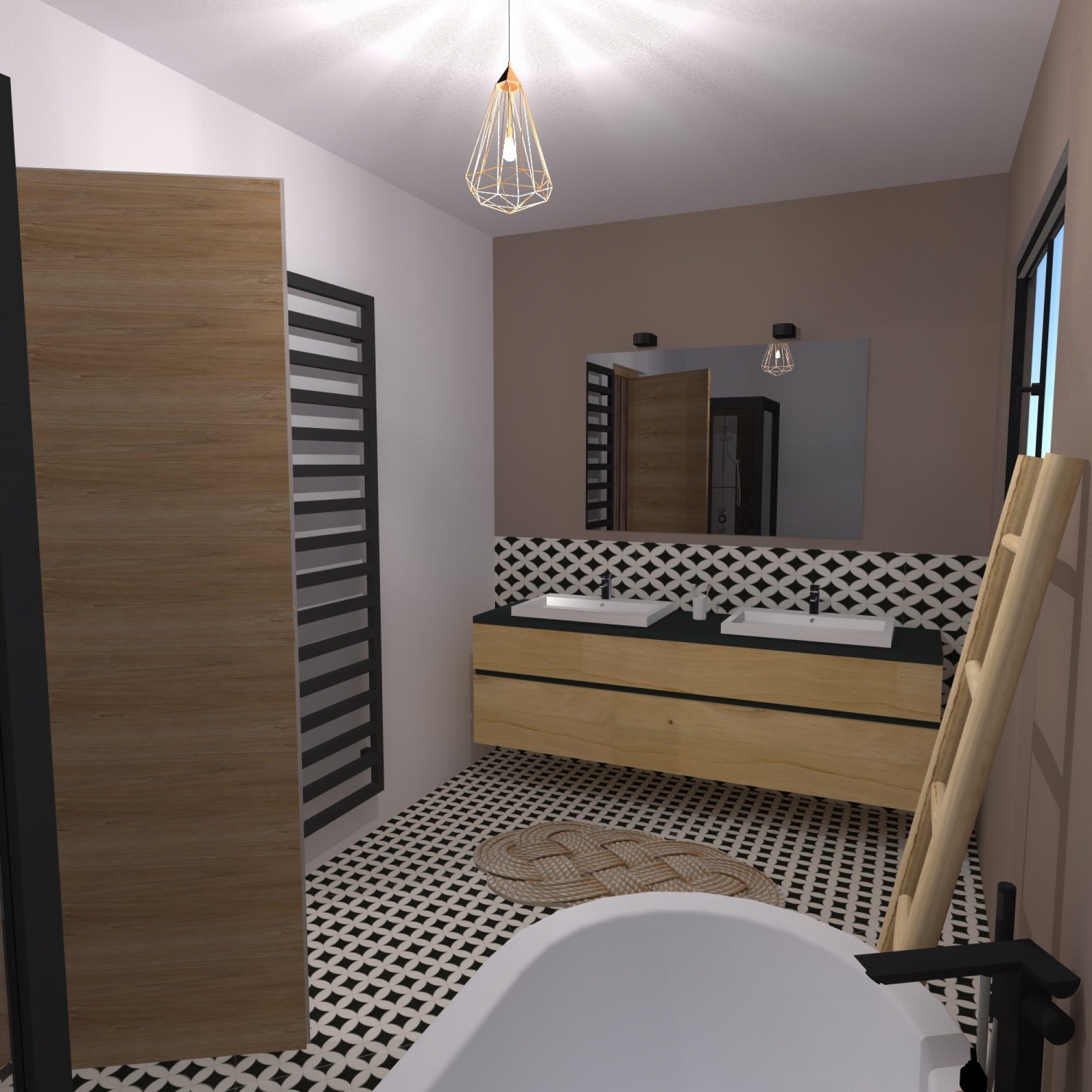 salledebain_carreauxdeciment_surmesure_baignoireilot_meublevasque_architected'interieur_montpellier